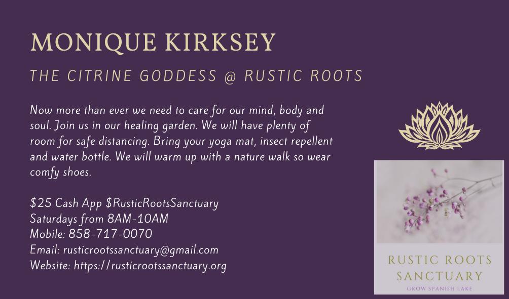 Citrine Goddess Yoga 2